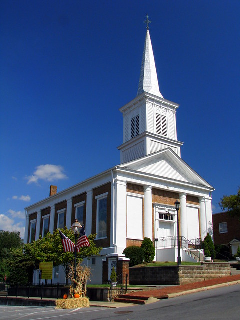 Jonesborough, TN First Baptist Church
