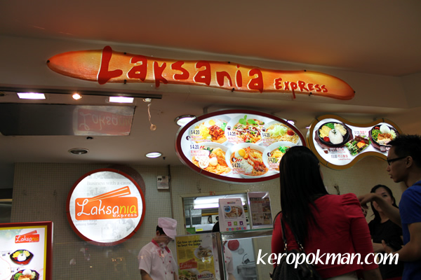 Laksania Express at VivoCity