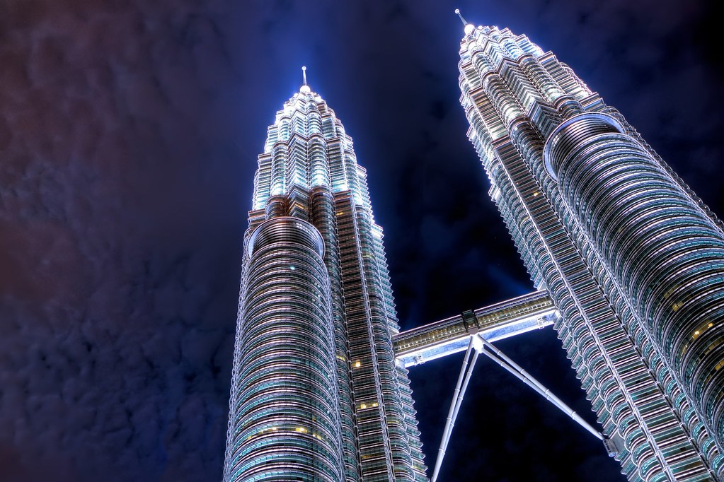 Petronas Towers - Kuala Lumpur, Malaysia by To Uncertainty And Beyond, on Flickr