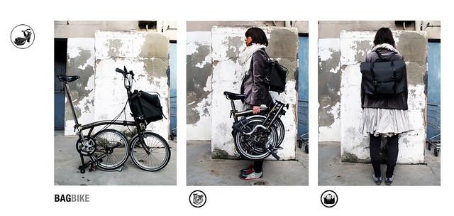 Bag bike by Vialis