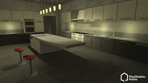PlayStation Home: luxury