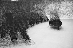 Chiharu Shiota Dialogue With Absence