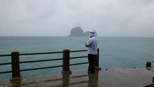 Koh Ngai Resort-Fishing