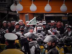 Seoul Demonstrators