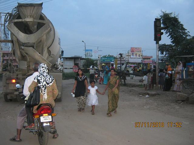 Visit to Kumar Pebble Park, Handewadi, Hadapsar Pune-IMG_4272