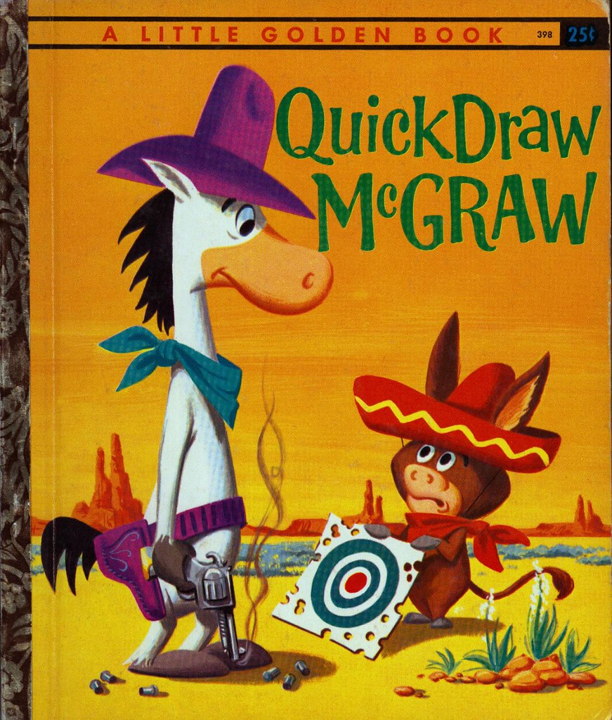 Quick Draw McGraw001