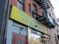 Yonah Shimmel's Knishery