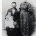 1894 James Wellington Mathis & Cora Mathis & Tessie