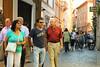 passing through (wmliu) Tags: street italy rome roma night europe italia tourist wmliu