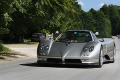 Zonda S. (Alex Penfold) Tags: cars alex sports car canon silver magazine photography photo cool italian image awesome picture harry fast s super exotic photograph metcalfe supercar evo exotica zonda 2010 pagani penfold 450d hpyer