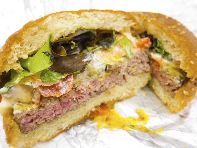 Frites n Meats Burger