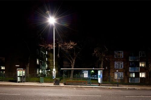 East Dulwich Road