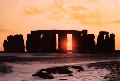 The Winter Solstice, the reason for the season.