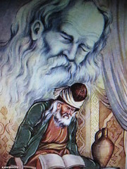 MOLANA BALKHI (RUMI) (khoory123) Tags: iran      molana       balkhi