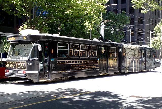 Bon Jovi tram