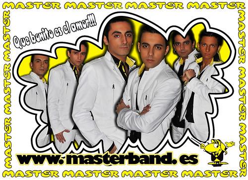 Master 2011 - grupo - cartel