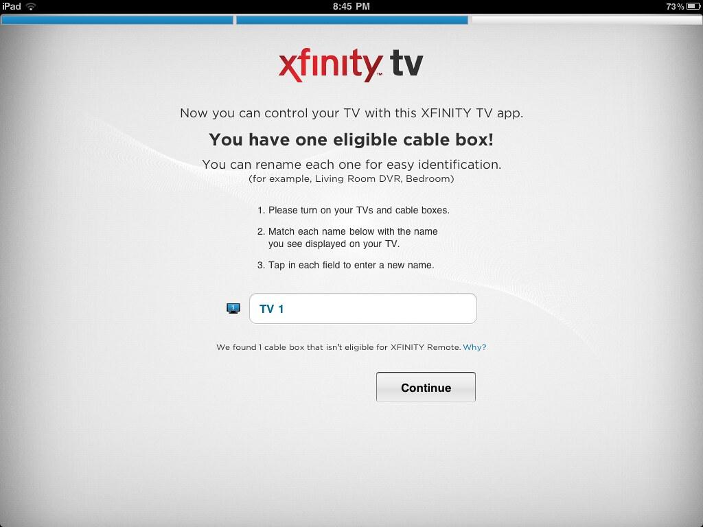 Xfinity Remote Hacks