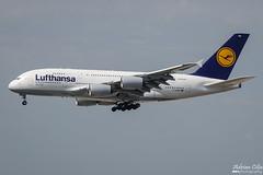 Lufthansa --- Airbus A380 --- D-AIMA (Drinu C) Tags: adrianciliaphotography sony dsc rx10iii rx10 mk3 fra eddf plane aircraft aviation lufthansa airbus a380 daima