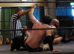 4FW Wrestling (jacquemart) Tags: wrestler 4fw wrestling combat portishead