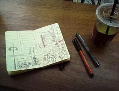 café sketchbreak