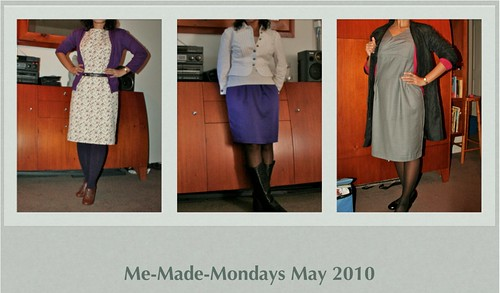 Me-Made-Mondays May 2010