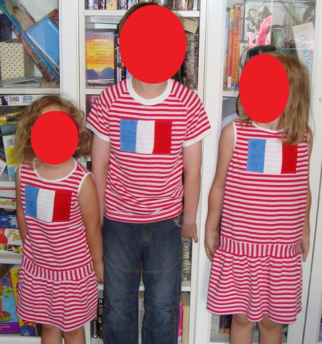 French day modelled