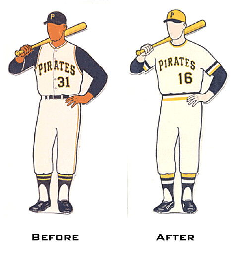 6f4c61bb5a9 How the Pittsburgh Pirates sparked a uniform revolution in the 1970s ...