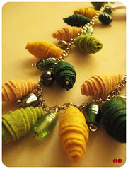 metallo (mcf_dynamicamente ^_^) Tags: handmade creazioni feltro colori molise gioielli campobasso riccia orecchini mariacarmenfanelli