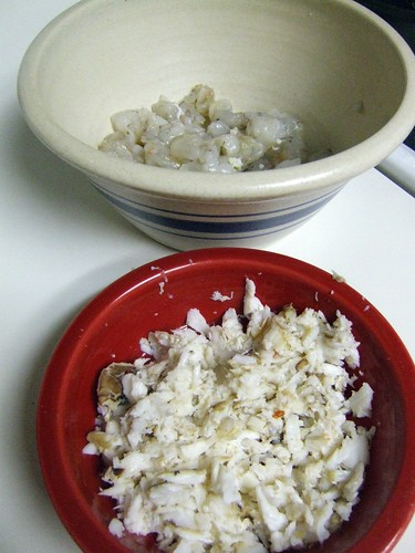 Gulf Shrimp & Blue Crab Meat