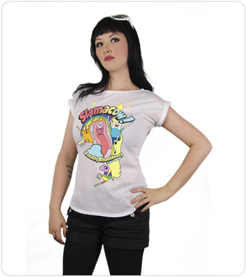 Adventure Time T-Shirt: Slamacow!