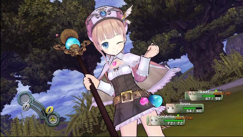 Atelier Rorona - Battle 2