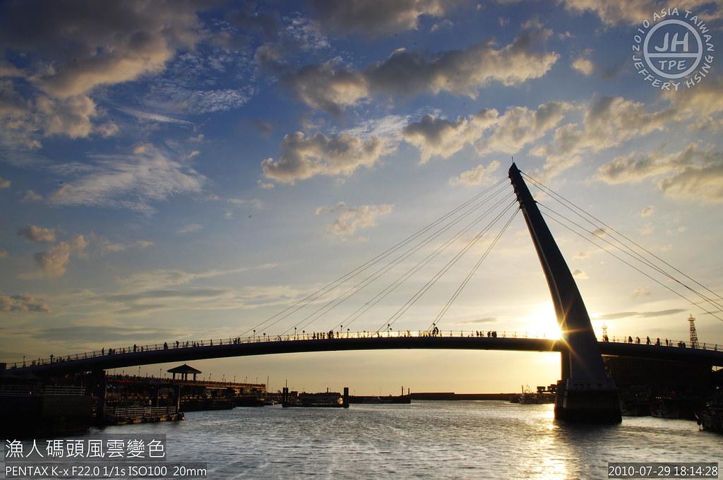 2010_0729漁人碼頭風雲變色<亂拍流>