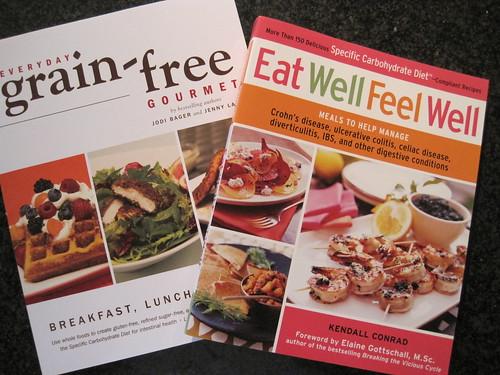 Grain-Free Gourmet & Eat Well Feel Well