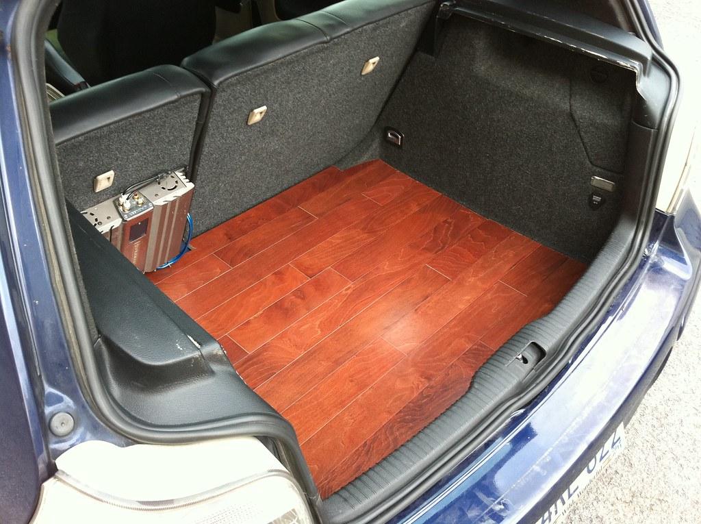 Hard Wood Trunk Floor Tdiclub Forums