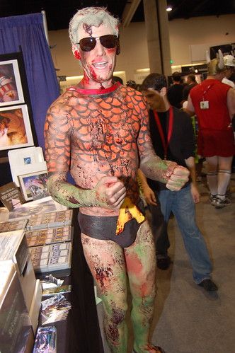 Comic Con 2010: Dead Aquaman