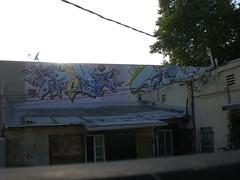Frame (KRITERION) Tags: graffiti la losangeles paint frame graff dtk
