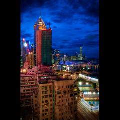 Hong Kong Citiscape