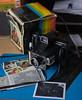 Polaroid Super Colour Swinger III (Skink74) Tags: 20d polaroid plastic ugly 70s instant polaroidlandcamera supercolourswingeriii nikkor35f14 nikkor35mm114ai