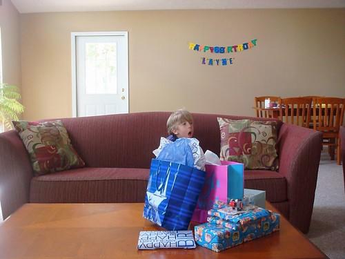 Layne's 6th Birthday Haul