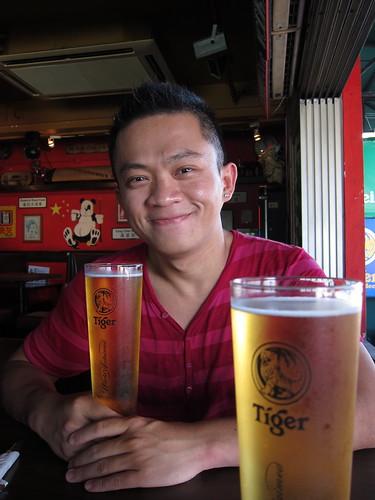 China Bear at Mui Wo