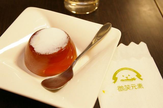 IMGP0651_飯後甜點-綠茶凍