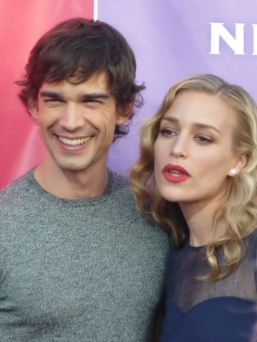 Christopher Gorham and Piper Perabo by you.