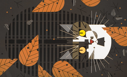 "Charley Harper • <a style=""font-size:0.8em;"" href=""https://www.flickr.com/photos/30735181@N00/4848318852/"" target=""_blank"">View on Flickr</a>"