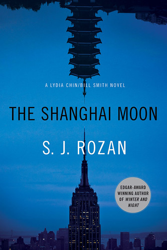 the shanghai moon paperback!