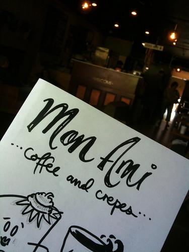 Mon Ami Cafe