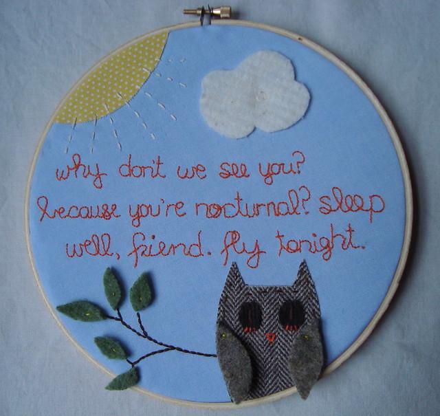 owl haikoop