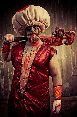 super mario bros zombie 5
