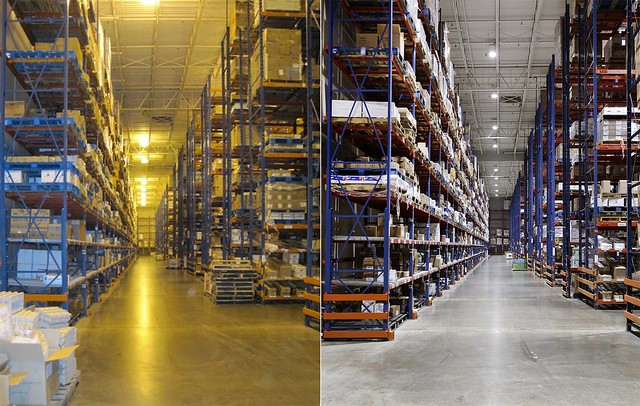 Digital Lumens and Maines Before and after