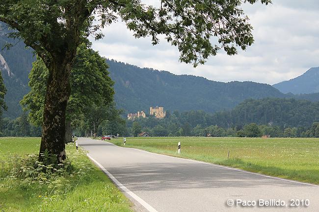 Castillo de Hohenschwangau  © Paco Bellido