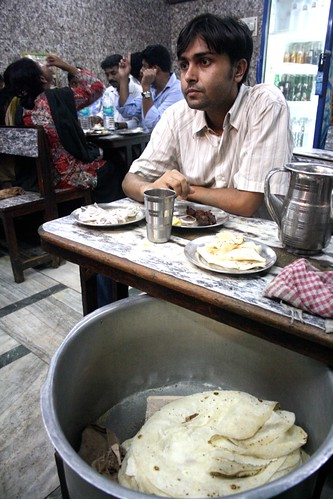 City Food - Julia Child in Nizamuddin Basti